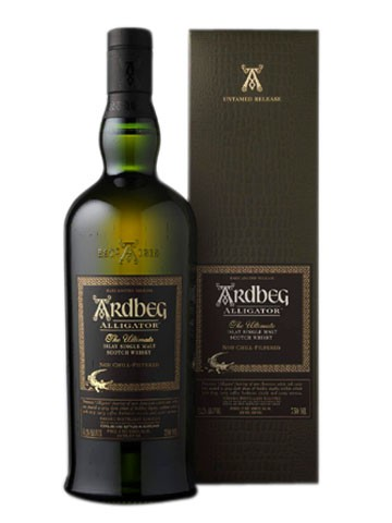Ardbeg Alligator Limited Release 2011